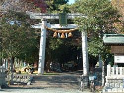 御津町 御津神社